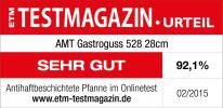 AMT Gastroguss 528 28cm